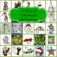 25 days of christmas tree ornaments gifts ideas wisconsin homemaker