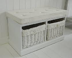 Storage Bench Seat Storage Bench Seat Living Room Furniture Blunero White Bench With