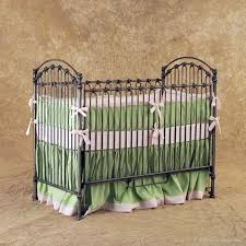 Bratt Decor Crib Bratt Decor Venetian Iron Crib In Pewter