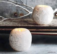 Accessorize Your End Table With Silver Vases And Votives by Roost Selenite Snowball Votive Holder Set Of 2 U2013 Modish Store