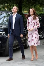 post canadian tour kate middleton goes floral in 498 pink silk dress