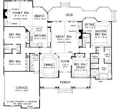 Floor Plan 4 Bedroom Bungalow 11 Best Floor Plans Images On Pinterest House Floor Plans Dream