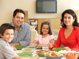 the importance of family dinner food network healthy eats