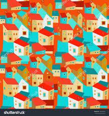spanish houses stock vector 140278462 shutterstock