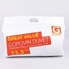 Tog In Duvet 13 5 Tog Duvet Quality Bedding And Non Allergenic Duvets Online