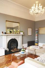 interior design gold color wall paint and cornish frightening