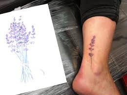 88 best lavender tattoo images on pinterest tattoo draw and fingers