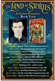 Barnes Noble Burlington Ma Chris Colfer The Land Of Stories A Grimm Warning Book Signing