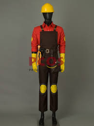 Team Fortress 2 Halloween Costumes Team Fortress Cosplay Costume Sale Profession Cosplay