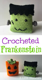 Free Halloween Craft Patterns by 155 Best Crochet Halloween Images On Pinterest Halloween Crochet