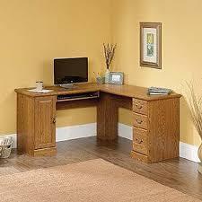 Corner Wood Desk Corner Wood Computer Desk With L Shape