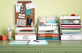 Martha Stewart Desk Accessories Get Back To Routine With Office By Martha Stewart Exclusively At