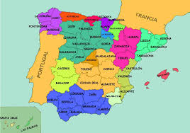 Map Of Spain Cities by Sing Play Make And Learn Social Studies
