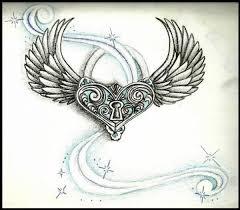 Locket Tattoo Ideas Heart Locket Tattoos Tattoo Ideas Ink Add On For Previous