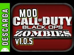 call of duty zombies 1 0 5 apk call of duty black ops zombies v1 0 5 mod android apk