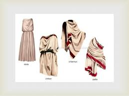 fashion in ancient greece and rome