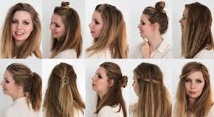 Frisuren Zum Selber Machen by Leichte Frisuren Für Lange Haare Zum Selber Machen Mode Frisuren