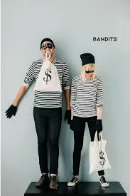 easy couples costumes couples diy bandit costume really awesome costumes easy
