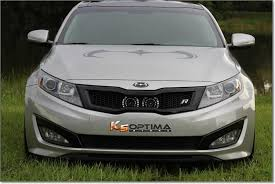 2013 kia optima lights k5 optima store 2011 2013 kia optima roadruns v1 v2 grille