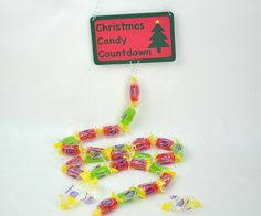 Christmas Candy Craft - 100 candy crafts candy wrapper crafts craftfreebies com