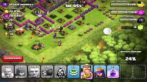 clash of clans clash of clans hero abilities iron fist royal cloak gameplay