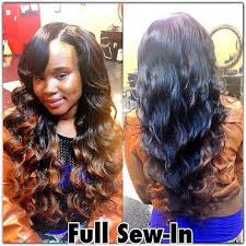 wave sew in sew in go back gallery for hair