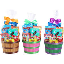 houdini gift baskets houdini all candy easter gift basket 10 pc walmart