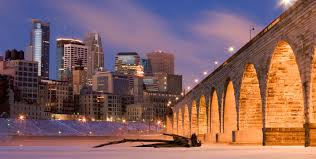 Map Of Minneapolis Travel Thru History Visit The Twin Cities Of Minneapolis And St Paul