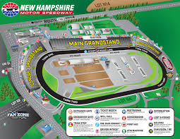 Road Atlanta Track Map by Facility Map Trip Planner Nhms