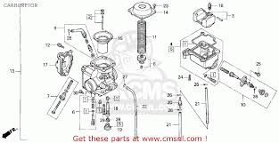 1993 honda fourtrax 300 wiring diagram honda 300 fourtrax ignition