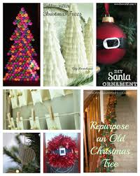 recycled christmas project ideas