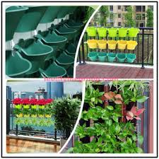 artificial vertical garden wall covering pots buy wall covering
