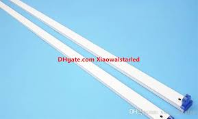 4ft led tube light 1 2m t8 fixture 4ft led tube light stand high quality support 1 2