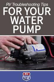 travel trailer water pump 906 best rv maintenances tips images on pinterest camping ideas