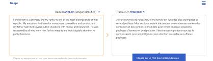 Deepl On A Mis à L U0027épreuve Le Traducteur De Linguee Qui Promet