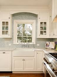 kitchen window backsplash backsplash around window home design inspirations