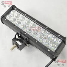 9 Led Light Bar aliexpress com buy 1pcs 9 u0027 u0027 led light bar flood spot 54w led bar