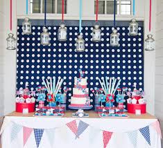 4th Of July Decoration Ideas Fabulous 4th Of July Pinwheels Party Hostess With The Mostess