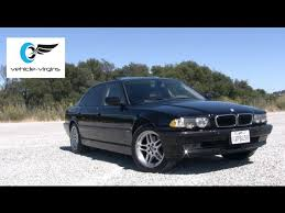 2001 bmw 740il review 2001 bmw 740il road test and review with loop