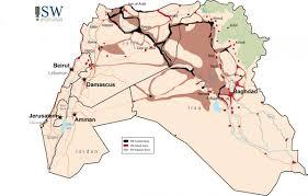 Islamic State Territory Map by Isis Is A State Breaker U0027 U2014 Here U0027s The Islamic State U0027s Strategy For