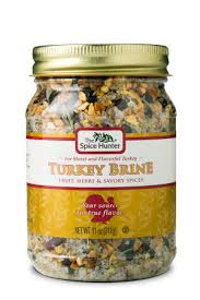 turkey brine seasoning brined turkey the spice