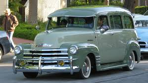 Classic Chevy Custom Trucks - 1949 chevrolet wagon 2dr with running boards classic custom