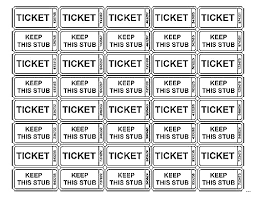 printable scale tickets raffle ticket template printable tickets gorgeous photoshots