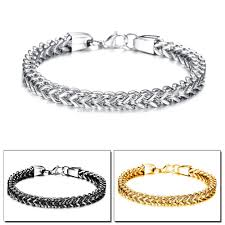 man bracelet online images Excellent silver and gold bangle designs for men photos jewelry jpg