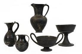 vasi etruschi la collezione etrusco italica museo sezioni la collezione
