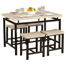 small dining room sets modern contemporary dining room sets allmodern