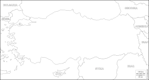 Blank Map Of Egypt And Surrounding Countries by Blank Map Of Turkey And Surrounding Countries