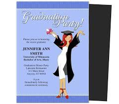 graduation invitation template grad party invitation templates 46 best printable diy graduation