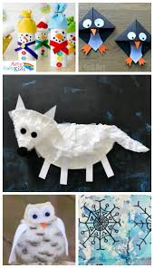 2255 best kids crafts christmas winter images on pinterest
