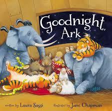 Ark Bookshelf by Amazon Com Goodnight Ark 0025986749385 Laura Sassi Jane